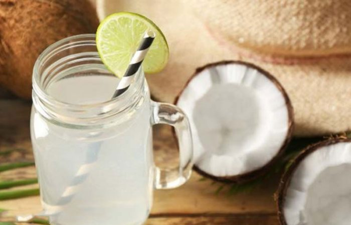COCONUT WATER may support Heart Health